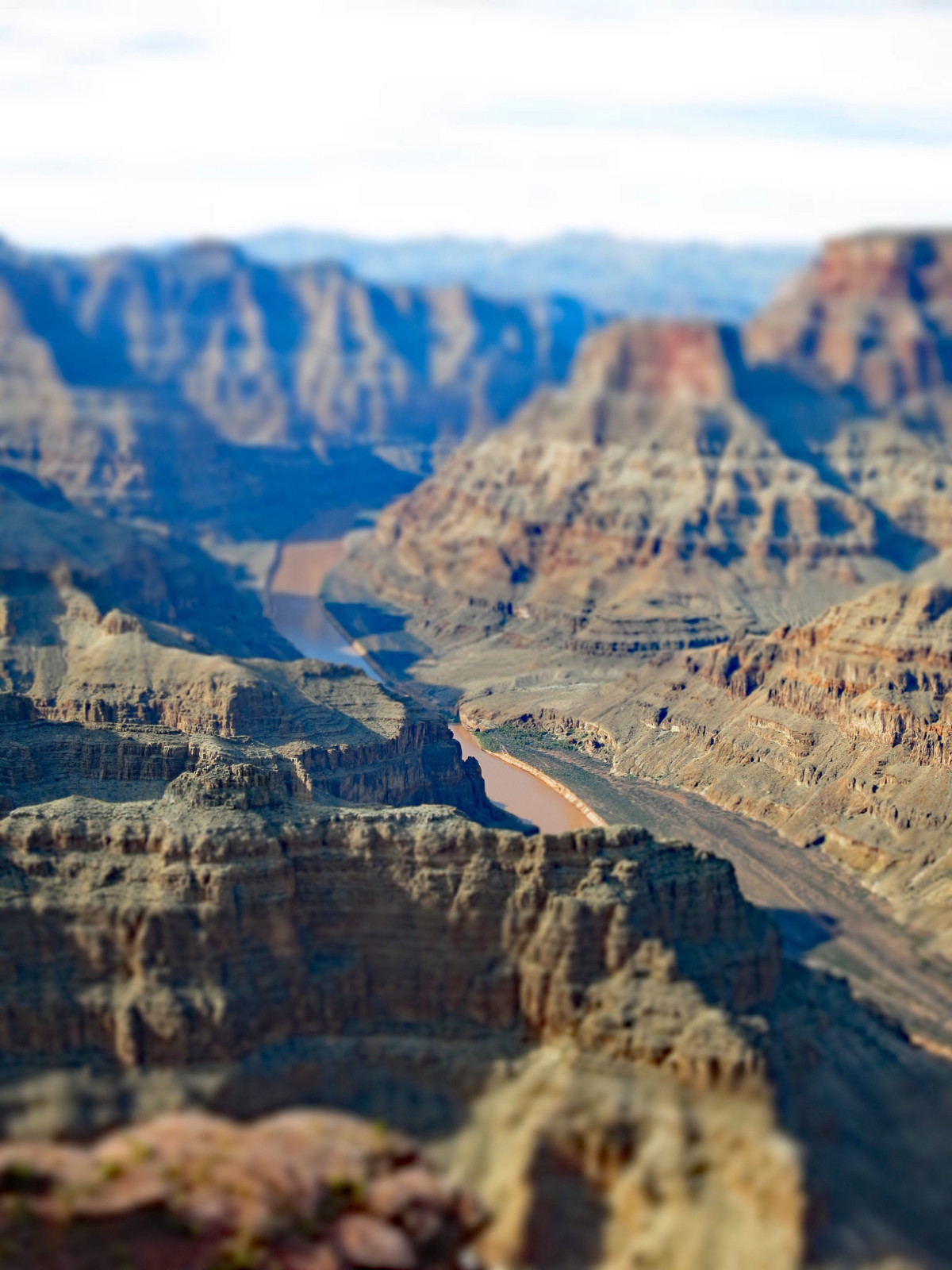 Colorado River from Guano Point