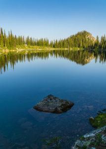 Eva Lake Mirror